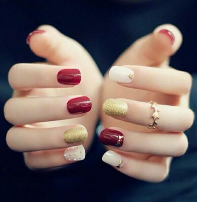 Manicure απλό