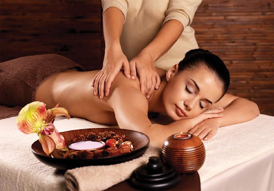 Relaxing massage 30′ min